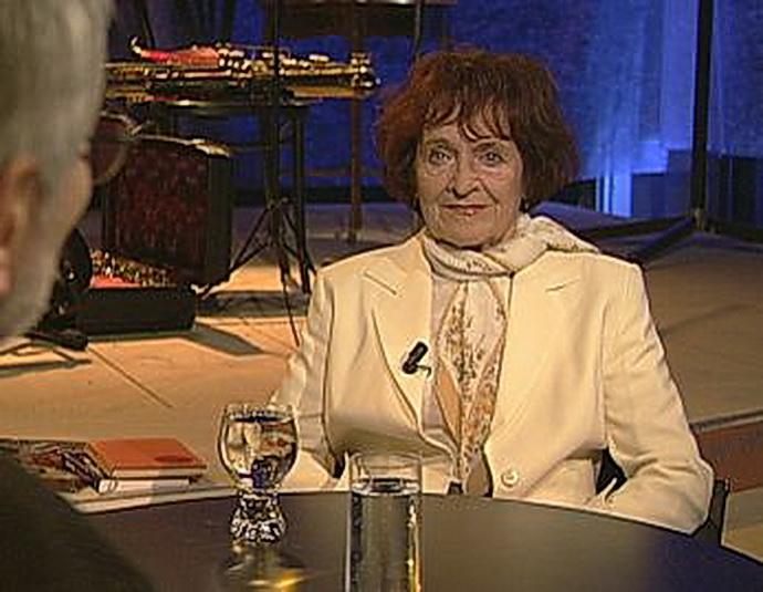 Kam zmizel ten starý song: Jiřina Fikejzová