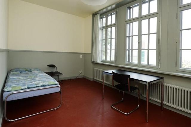 Schlafentzug kann helfen: Blick in ein leeres Zimmer der Psychiatrischen Universitätsklinik Zürich. (Archivbild)
