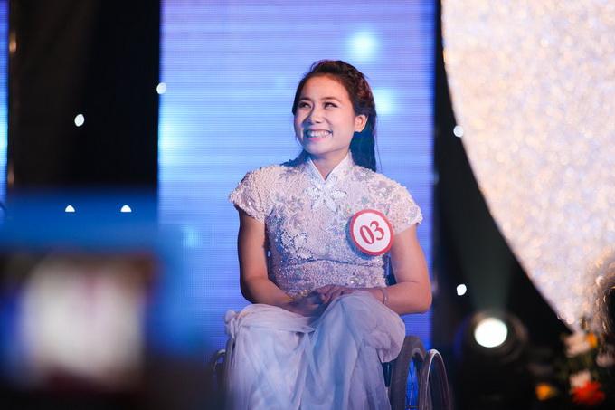 Thí sinh Nguyễn Thị Hậu
