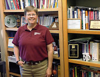 NMSU Photo  New Mexico State University counseling and educational psychology professor Eve Adams.