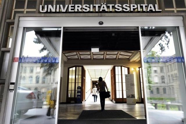 Der Fall Romero A. erregt die Gemüter: Unispital Zürich.