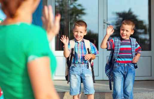 Primo giorno scuola