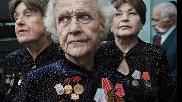 Фото Владимира Вяткина из серии Поколения Москвы в лицах (2010-2012 гг).