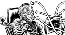 Mr. Hawking's Hypocrisy
