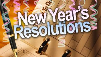 48% of people set resolutions, but not many are successful. Here are some strategies to help you stay on track in 2015.
