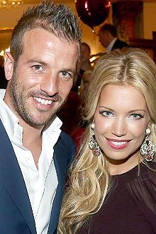 Nach mehr als acht Jahren geht die Ehe zwischen Sylvie und Rafael van der Vaart offiziell zu Ende.