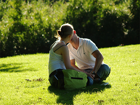 Spannende Aktivitäten können die Liebe retten
