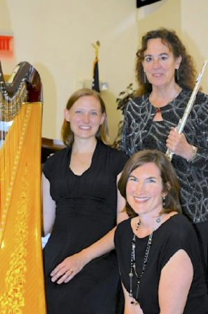 Pax Dei Trio to play in Christ Church Concert Series