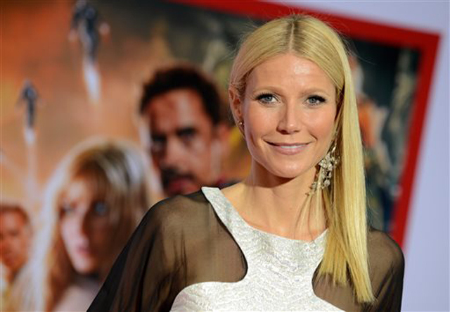 Gwyneth Paltrow and Chris Martin are practicing 'conscious uncoupling.'