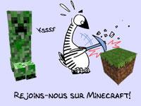 serveur Minecraft de SLT