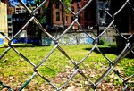 Neighbors feel safer with green empty lots